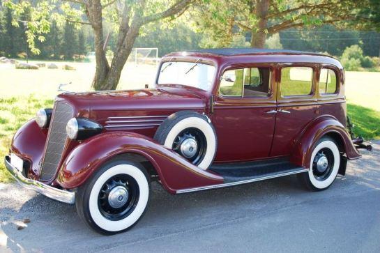 1935 Buick Sedan Model 47
